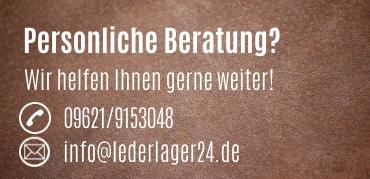 Persönliche Beratung auf LederLager24.de