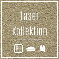 Kunstleder PU Laser in Laser Kollektion