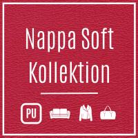 Kunstleder PU Nappa Soft - Nappa Soft Kollektion