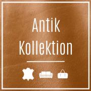 Anilinleder Antik - Antik Kollektion