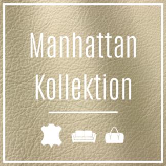 Geprägtes Leder Manhattan - Manhattan Kollektion