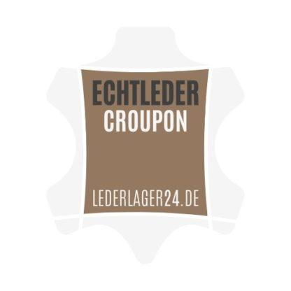 Echtleder - Croupon - Echtleder Croupon kaufen bei LederLager24.de