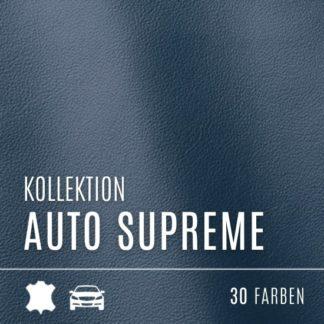 Echtleder - Kollektion Auto Supreme