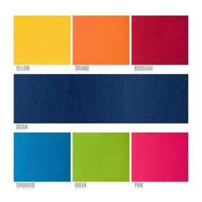 Kunstleder - Kollektion Barcelona - Farbübersicht Seite 2