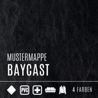 Kunstleder Mustermappe - Kollektion Baycast