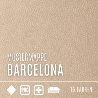 Mustermappe Kunstleder - Kollektion Barcelona