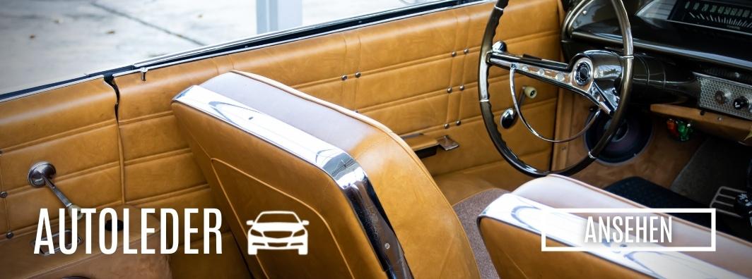 Leder kaufen - Autoleder bei LederLager24.de