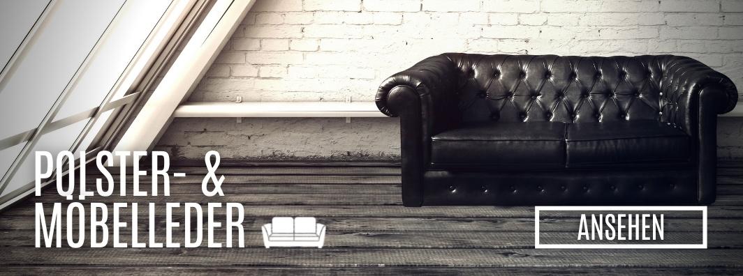 Leder kaufen - Polster- & Möbelleder bei LederLager24.de