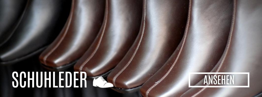 Leder kaufen - Schuhleder bei LederLager24.de
